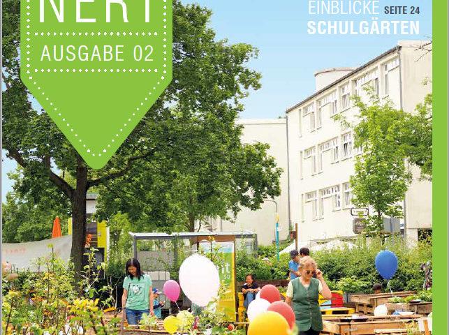 Magazin Frankfurt gärtnert